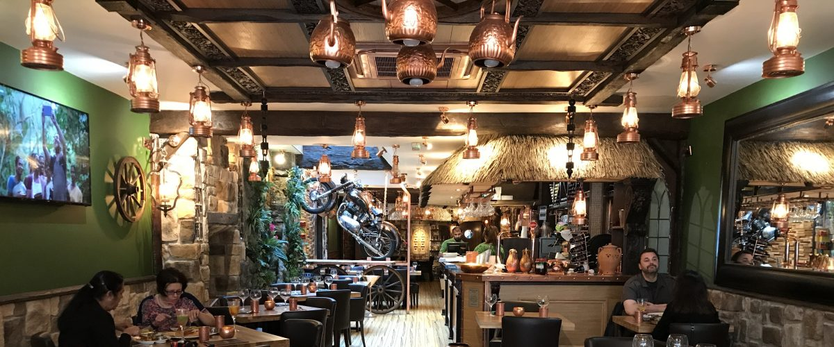 Herb Restaurant Leicester